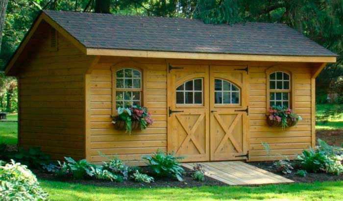 Top Quality Custom Amish Made Sheds From Lancaster Pa Country